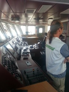 rainbow warrior 3 pilotage