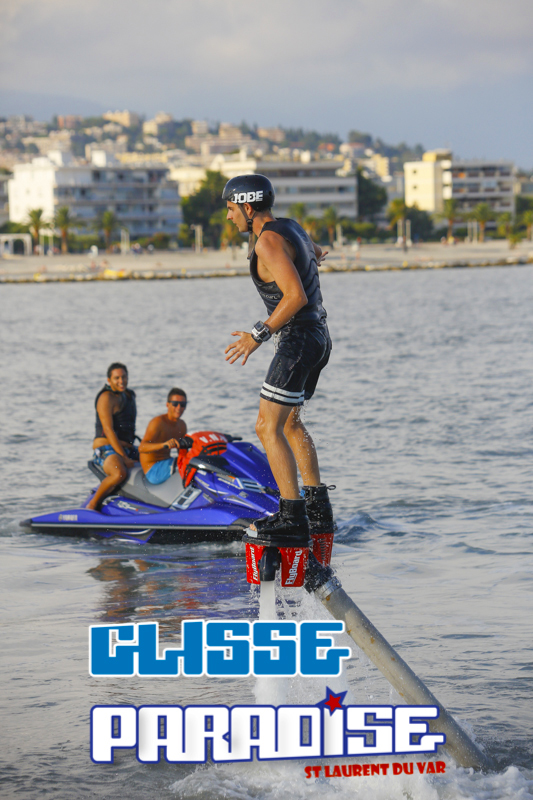 Flyboard Glisse Paradise Nice Weekend
