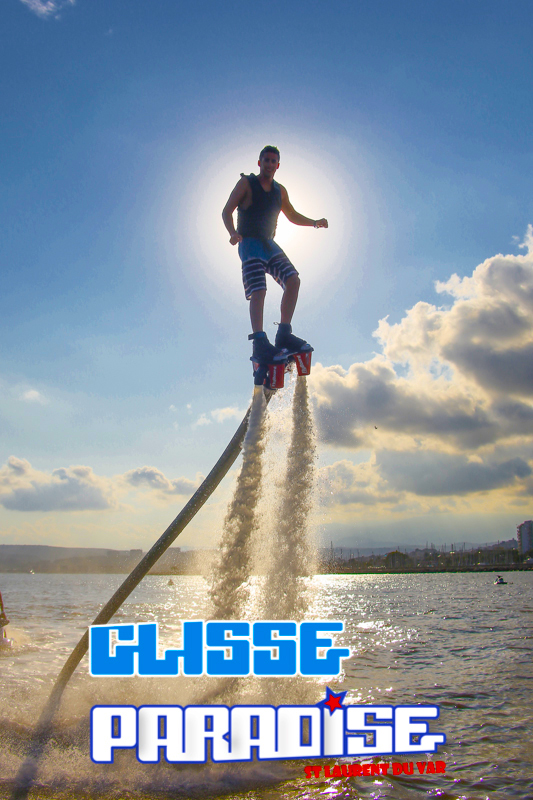flyboard nice weekend glisse paradise