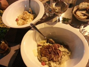 risotto bacchus nice