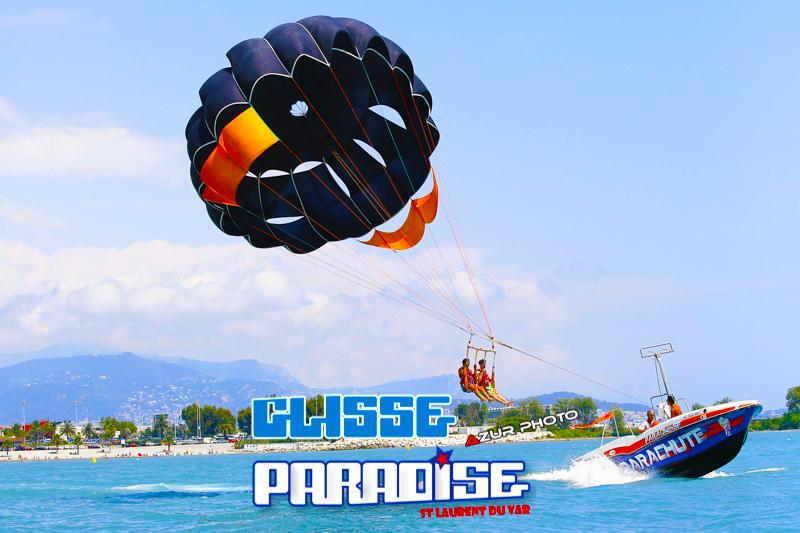 parachute ascensionnel c'est quoi