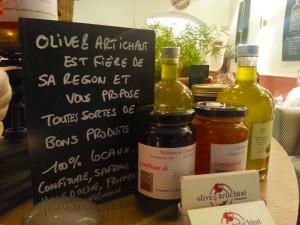 olive&artichaut restaurant vieux nice produits locaux nice weekend