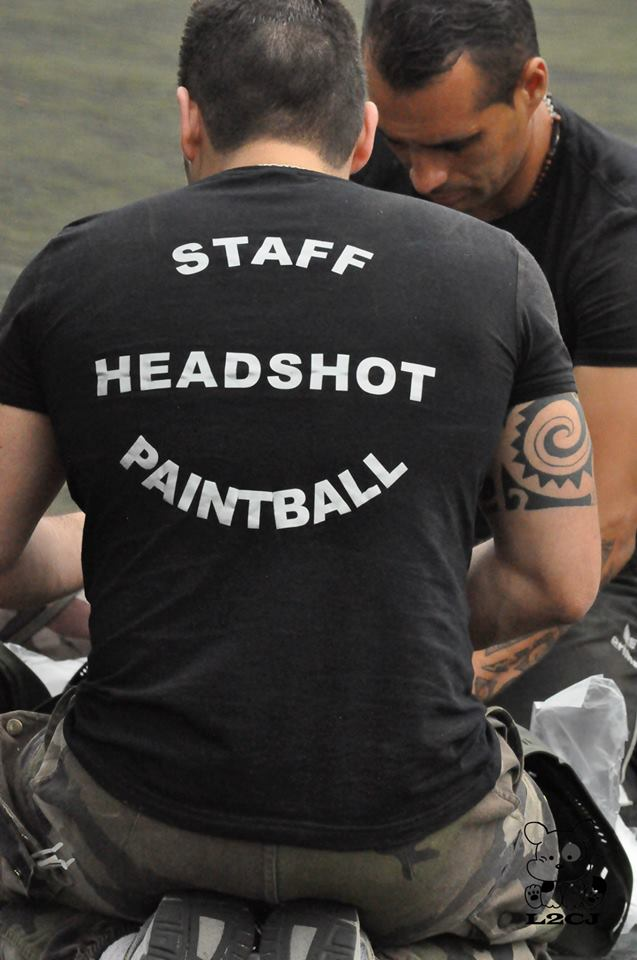 headshot paintball staff