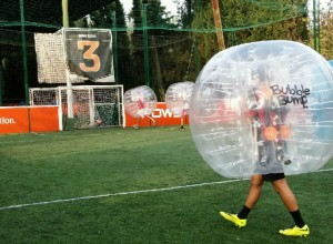 bubble foot bubble bump nice villeneuve loubet