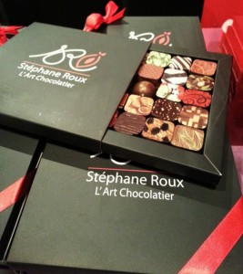 chocolatier stephane roux salon chocolat monaco