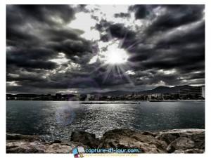 photo littoral nuages nice météo côte d'azur antony brunain