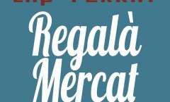 Regalà Mercat logo marché de Noël Saint Jean Cap Ferrat nice