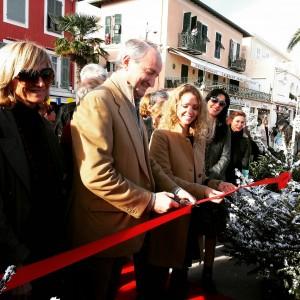 inauguration Regalà Mercat maire de Saint Jean Cap Ferrat nice