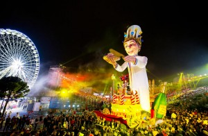 carnaval nice corso carnavalesque char roi