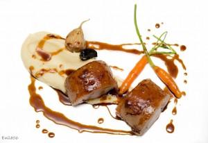 gastronomie restaurant chefs au sommet d'auron