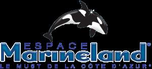 logo marineland antibes côte d'azur parc marin