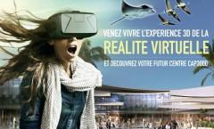 Cap 3000 Oculus Rift