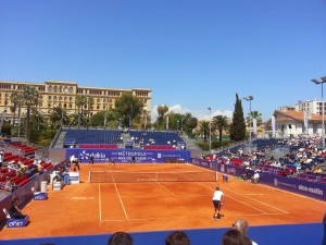 photo open de tennis nice côte d'azur