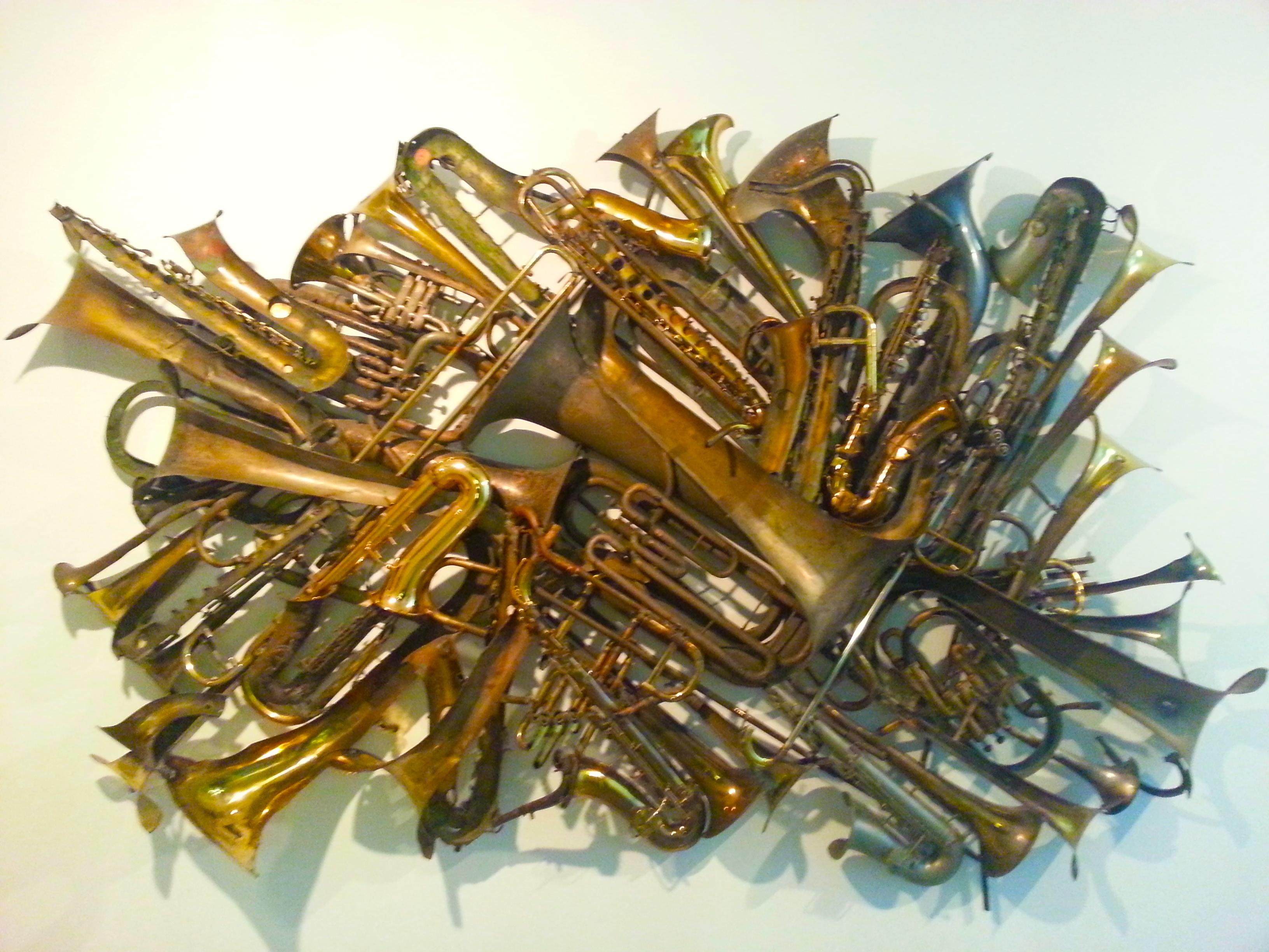 instruments de musique MAMAC Nice