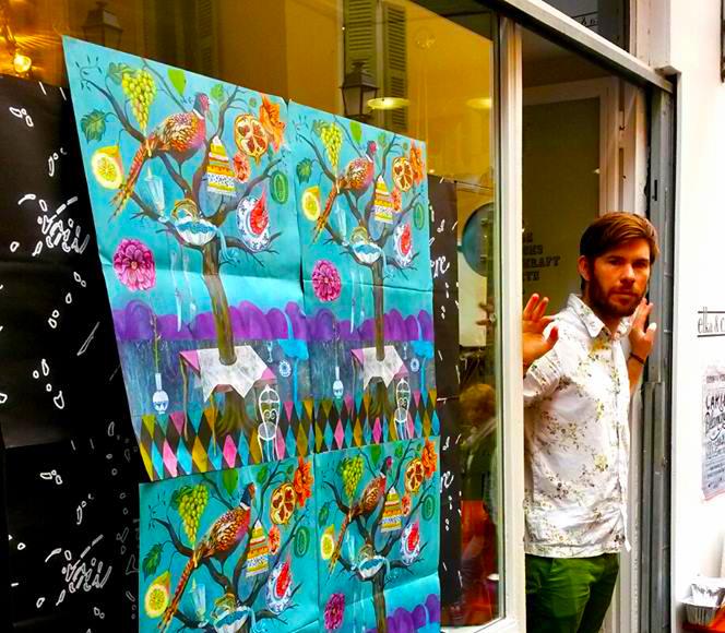 Atelier photo polaroïd : Elka & Cieva Vieux-Nice