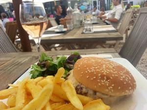 burger restaurant dolce vita valbonne sophia antipolis