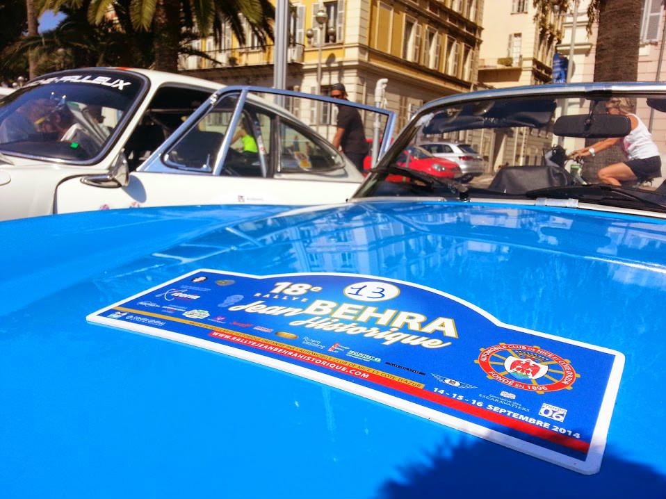 Rallye Jean Behra Historique avec les Cooking Girls