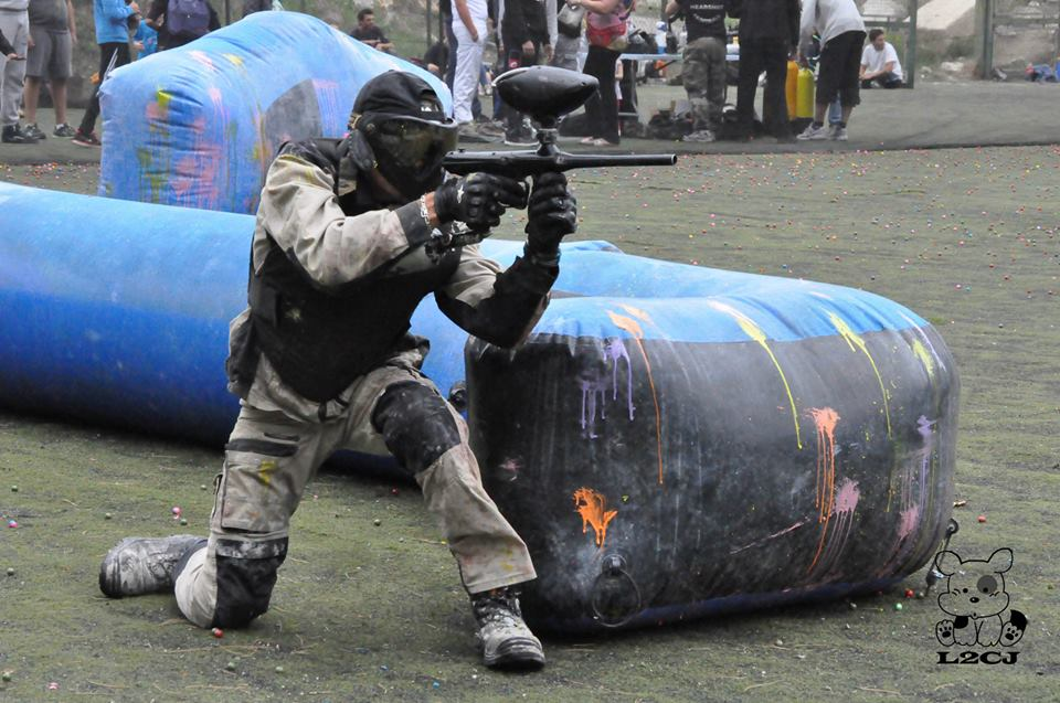 Paintball sur la Côte d'Azur avec Headshot Paintball