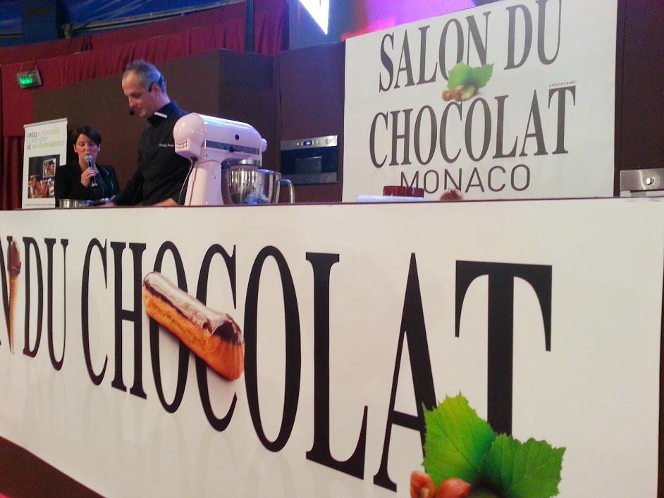 Salon du chocolat à Monaco
