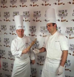 maitres chocolatiers salon du chocolat monaco