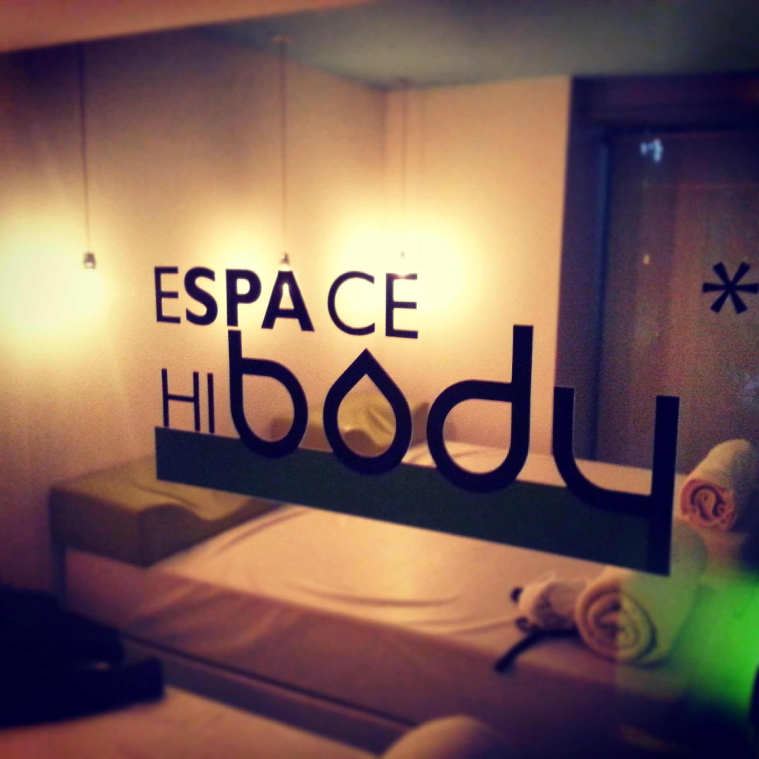 Spa Hi Body du Hi Hôtel Nice by Bertrand Poncet Massages