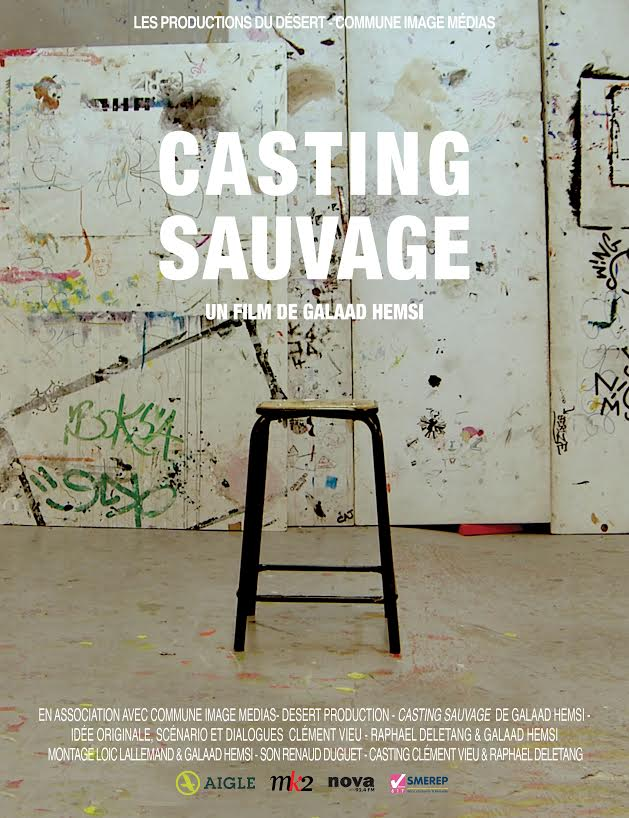 affiche film casting sauvage