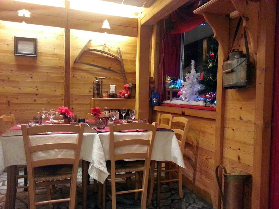 Restaurant de montagne Le Refuge à Valberg
