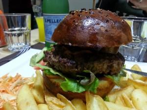 burger foie gras nice