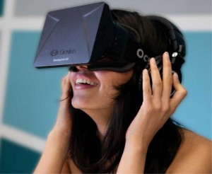 Oculus Rift Cap 3000