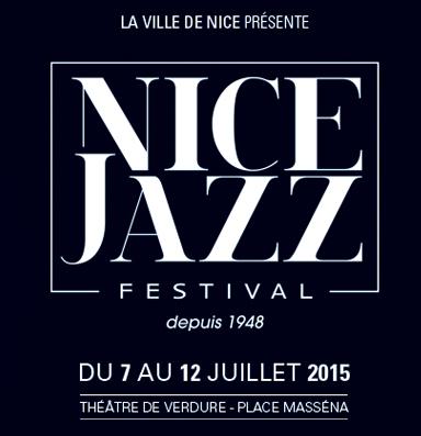 Nice Jazz Festival édition 2015