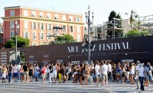 photo Nice Jazz Festival