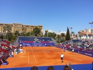 photo open de tennis nice côte d'azur
