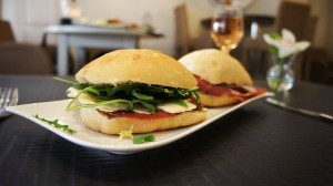 sandwich nice Volupté Anytime salon de thé nice