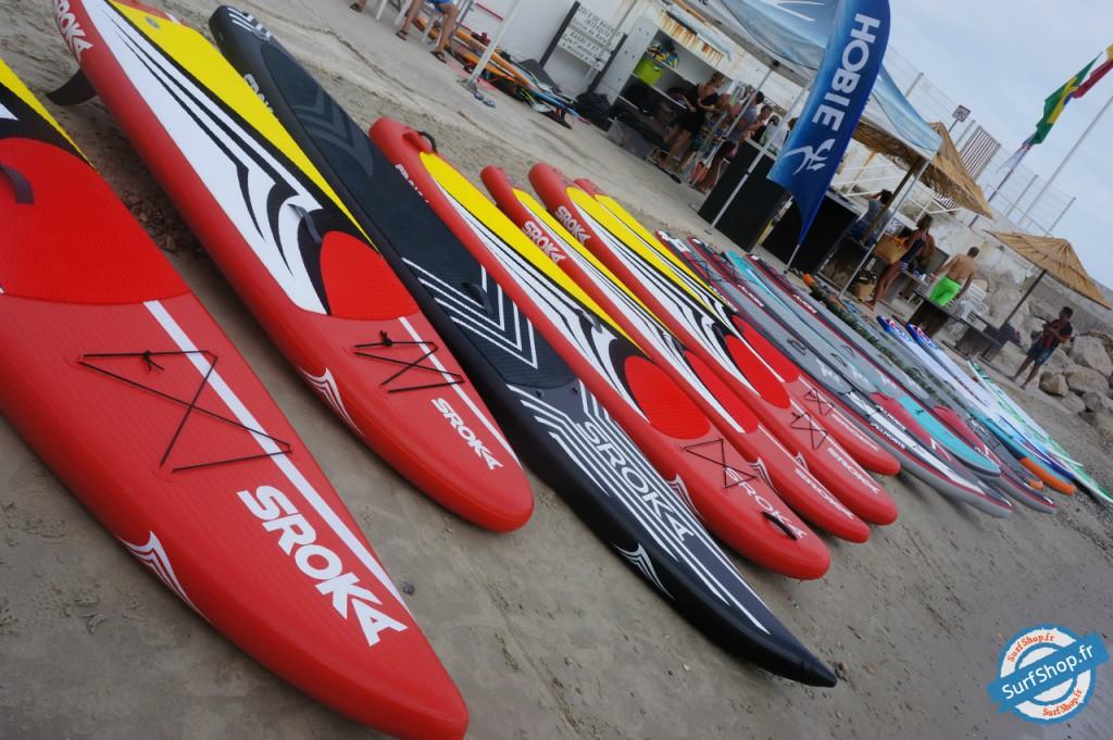 Découverte du Stand Up Paddle sur la Côte d'Azur avec SurfShop