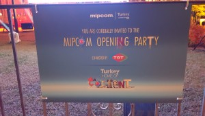 inauguration mipcom cannes carlton