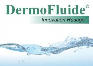 logo dermofluide fluide rasage