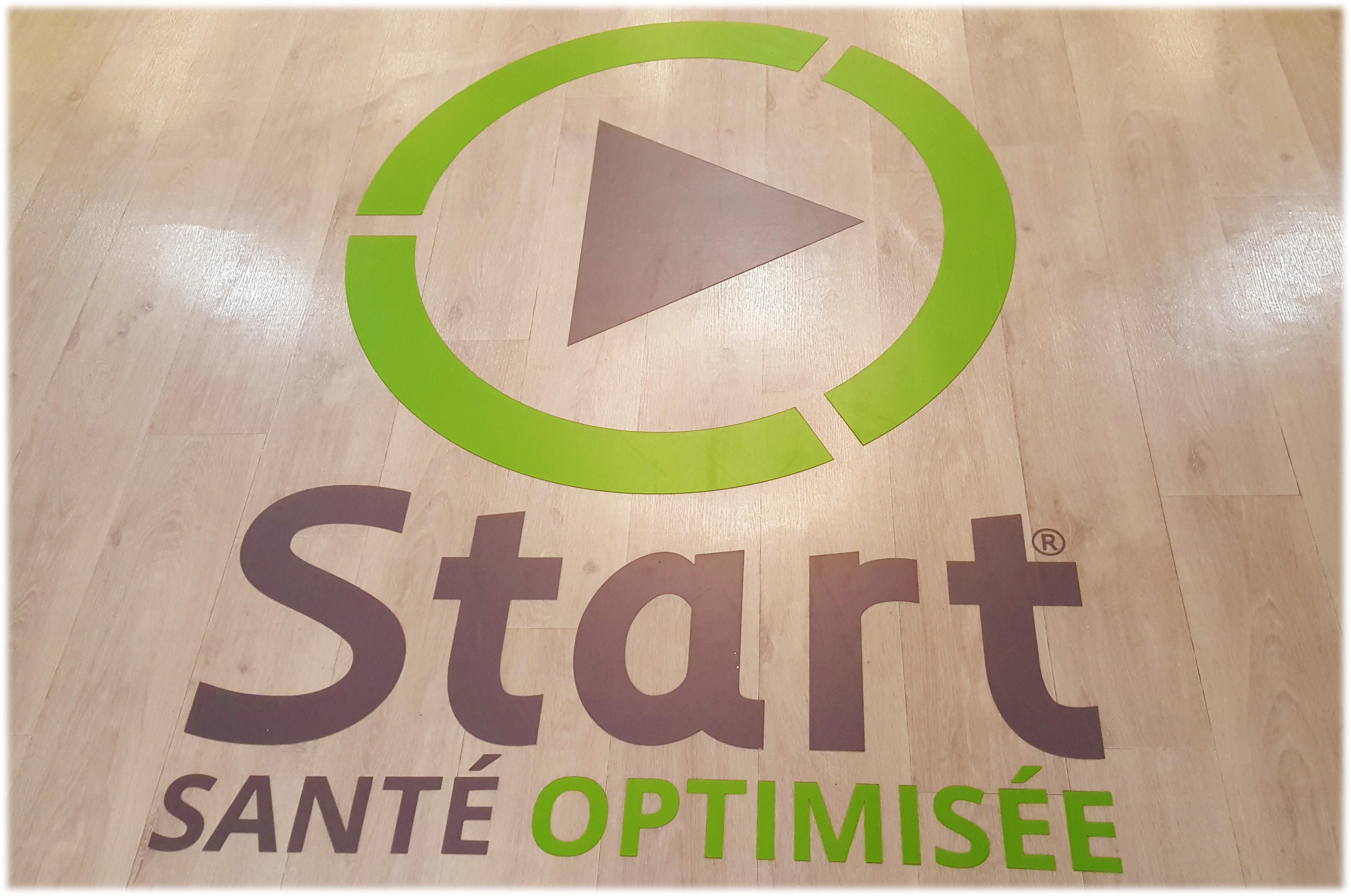 Le club de sport Start et le restaurant Déli Bo à Nice