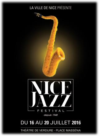 Début du Nice Jazz Festival édition 2016