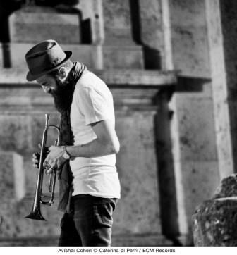 Avishai Cohen nice jazz festival
