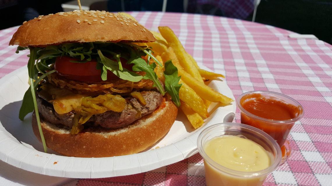 My French Burger : le meilleur burger de la Côte d'Azur
