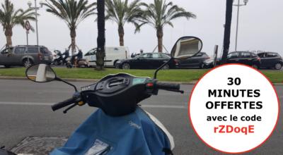 Location scooter électrique Nice