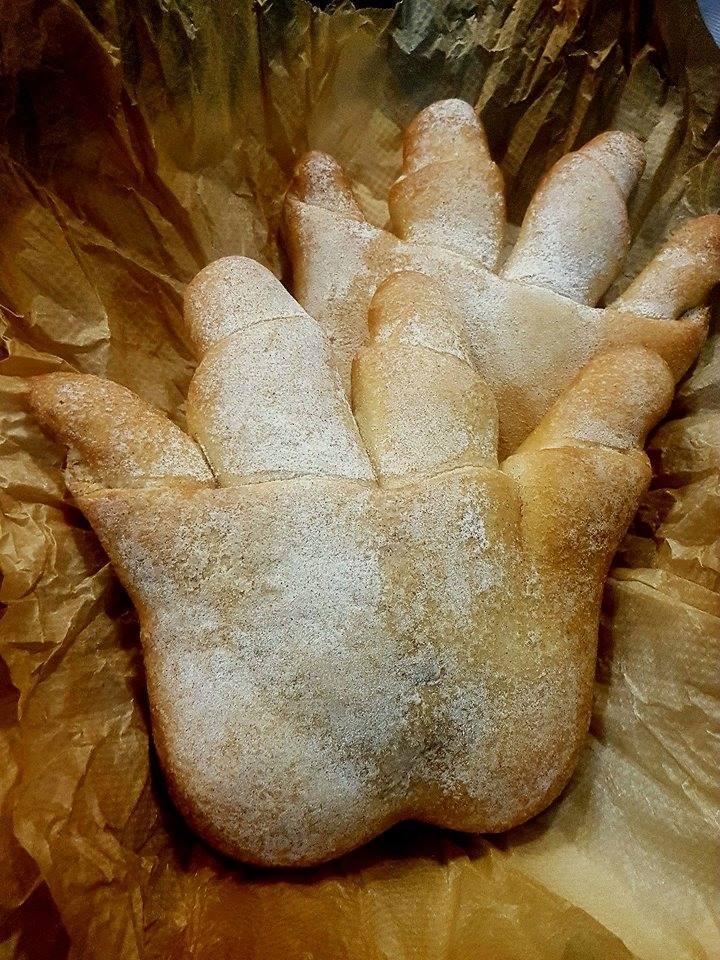 pain la main de nice