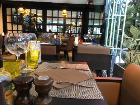 restaurant nice promenade des anglais les jardins du capitole