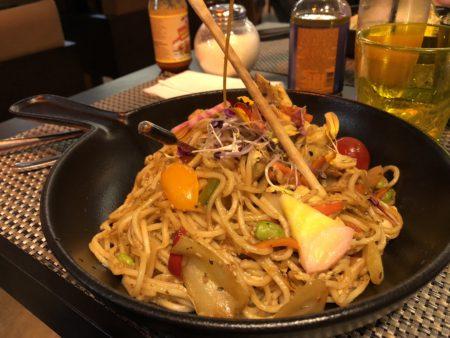wok poulet restaurant nice