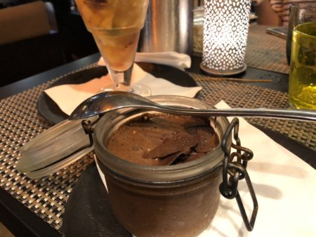 mousse au chocolat restaurant nice