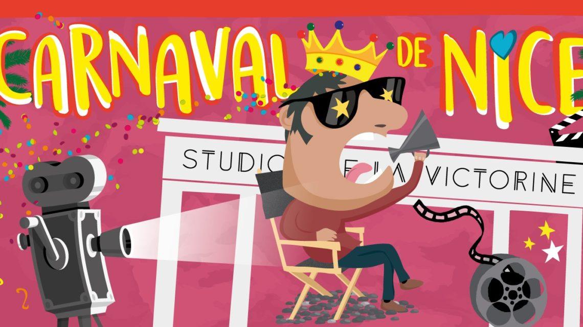 Carnaval de Nice 2019 : Roi du Cinéma