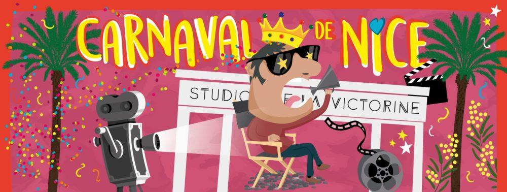carnaval de nice 2019 roi du cinéma