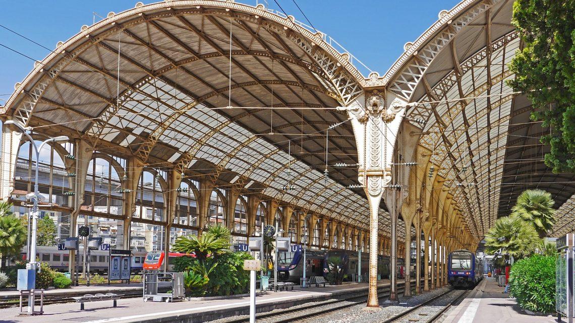 les meilleures manières d'effectuer le trajet Nice Paris