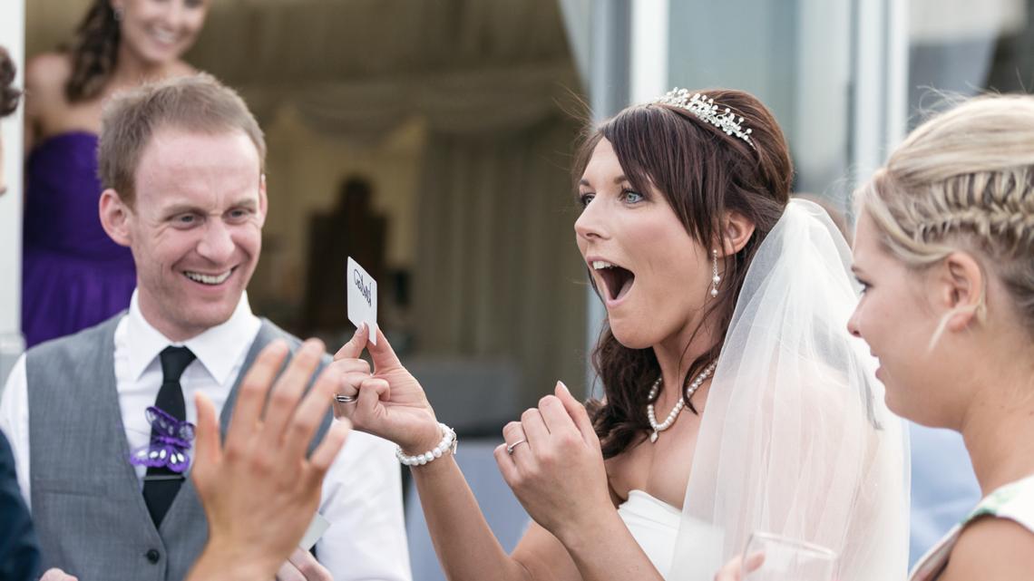 Faites appel à un magicien pour un mariage  unique et inoubliable !