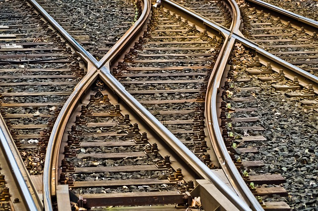 train nice paris